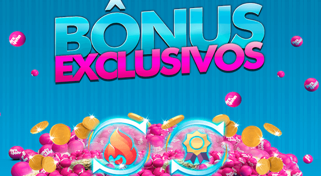 Bonus exclusivos no Casino Vera John